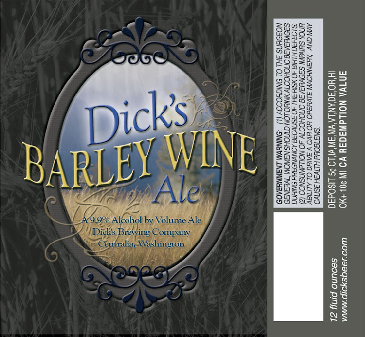 Logo of Dick's Barley Wine