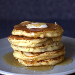 Buttermilk Corn Flour Pancake Recipes