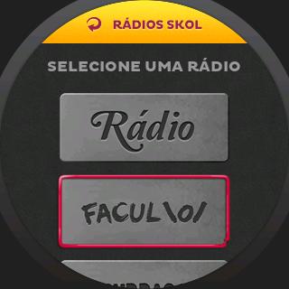 RÁDIO SKOL- screenshot