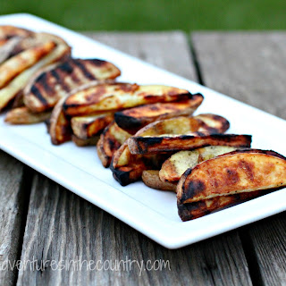 Barbecue Potato Wedges Recipes
