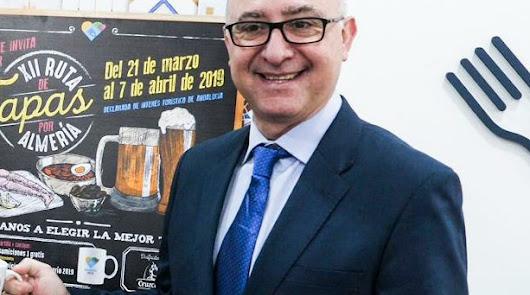 Muere Diego García, presidente de los hosteleros