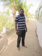 Photo: Sn1P0501-160205Souleymane, chauffeur du bus pour A-R au Parc National du Djoudj IMG_0514