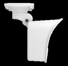 Photo: Mobotix M15 dual outside IP camera, ceiling mount