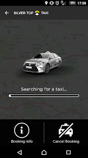 SilverTop Taxi- screenshot thumbnail