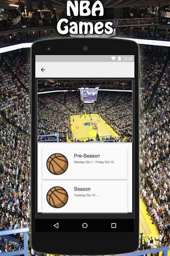 NBA Scores 1.0 screenshots 9