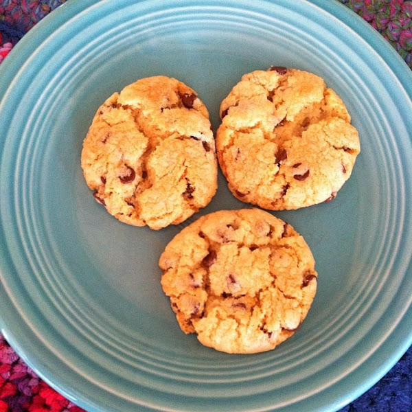 Fran's Chocolate Chip Cookies Recipe