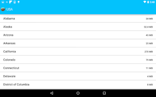 Screenshot of BikeComputer Pro