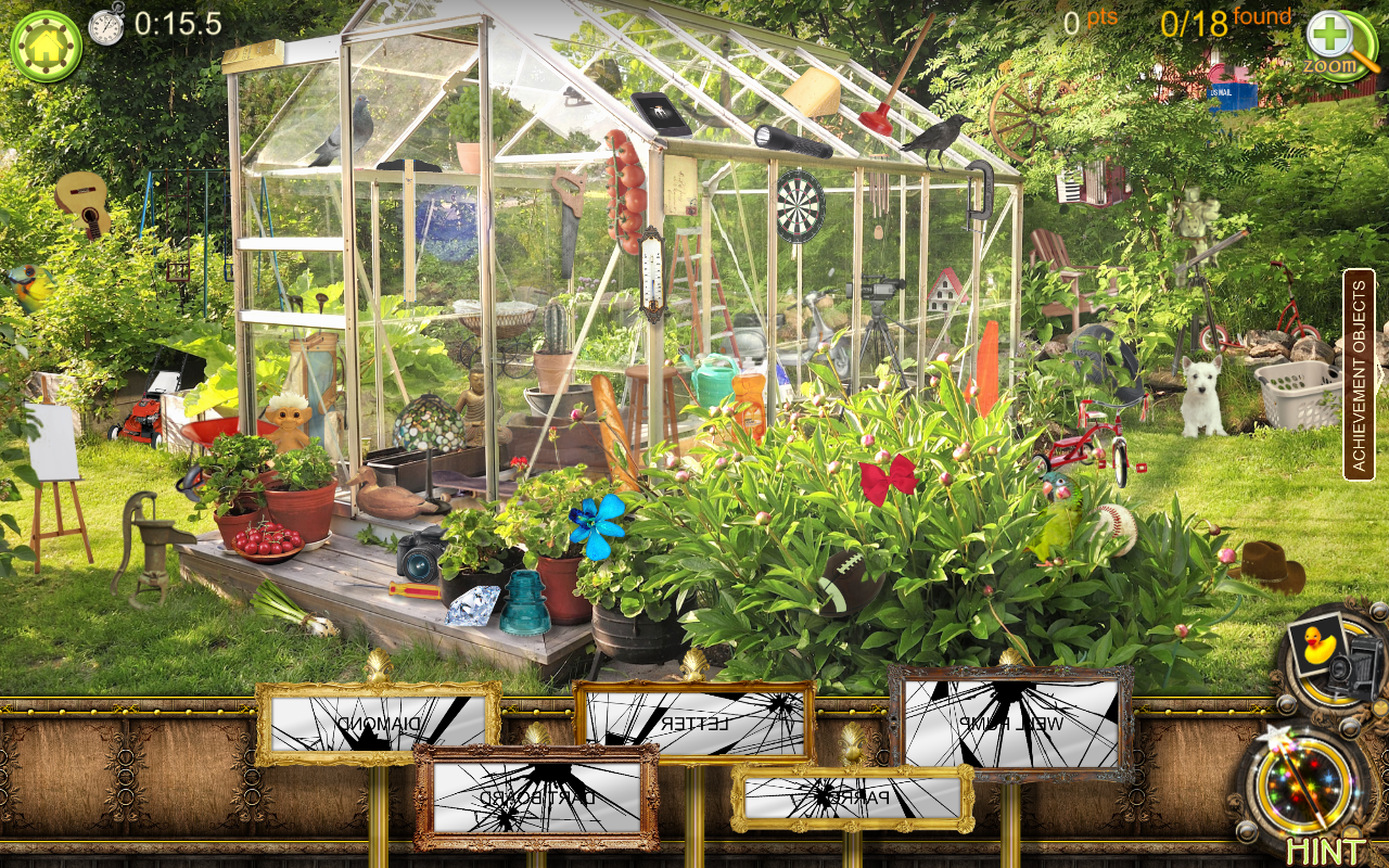 Hidden Objects Quest 21- screenshot