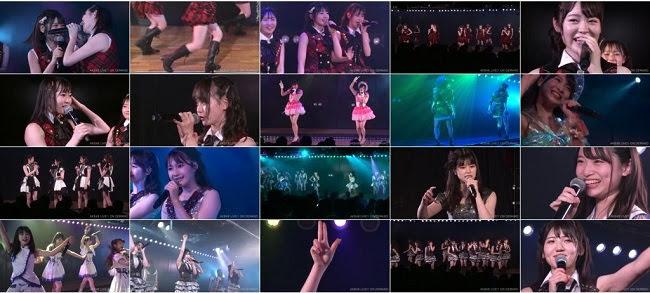 190510 (720p) AKB48 牧野アンナ「ヤバイよ!ついて来れんのか?!」公演