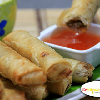 How to cook Lumpia Shanghai.