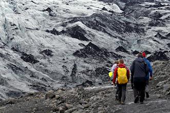 Photo: Sólheimajökull, Mýrdalsjökull