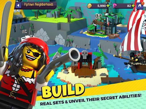 LEGOu00ae Legacy: Heroes Unboxed 0.4.8 screenshots 8