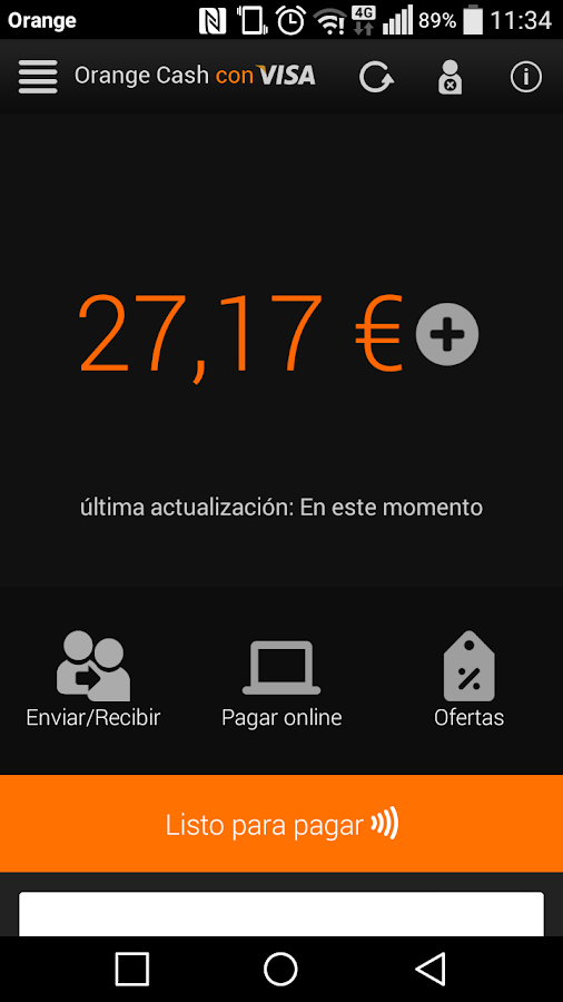 Orange Cash- screenshot