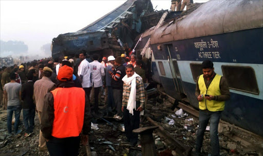 India train accident death toll rises to 96: police