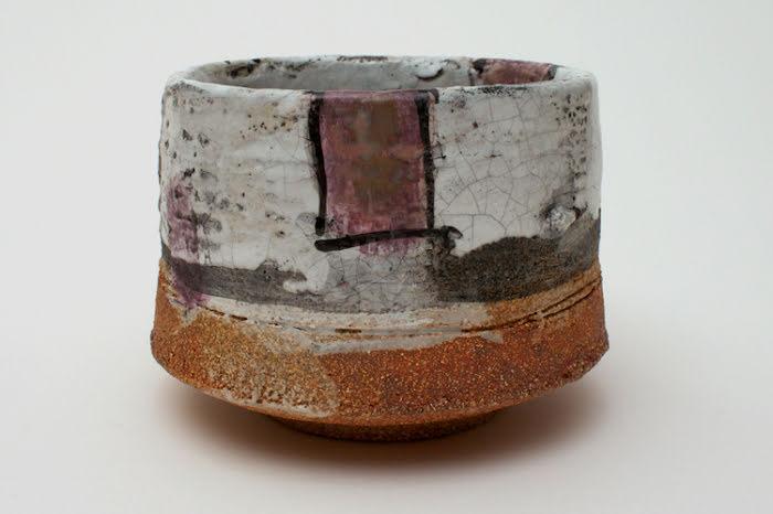 Robin Welch Ceramic Tea Bowl 008