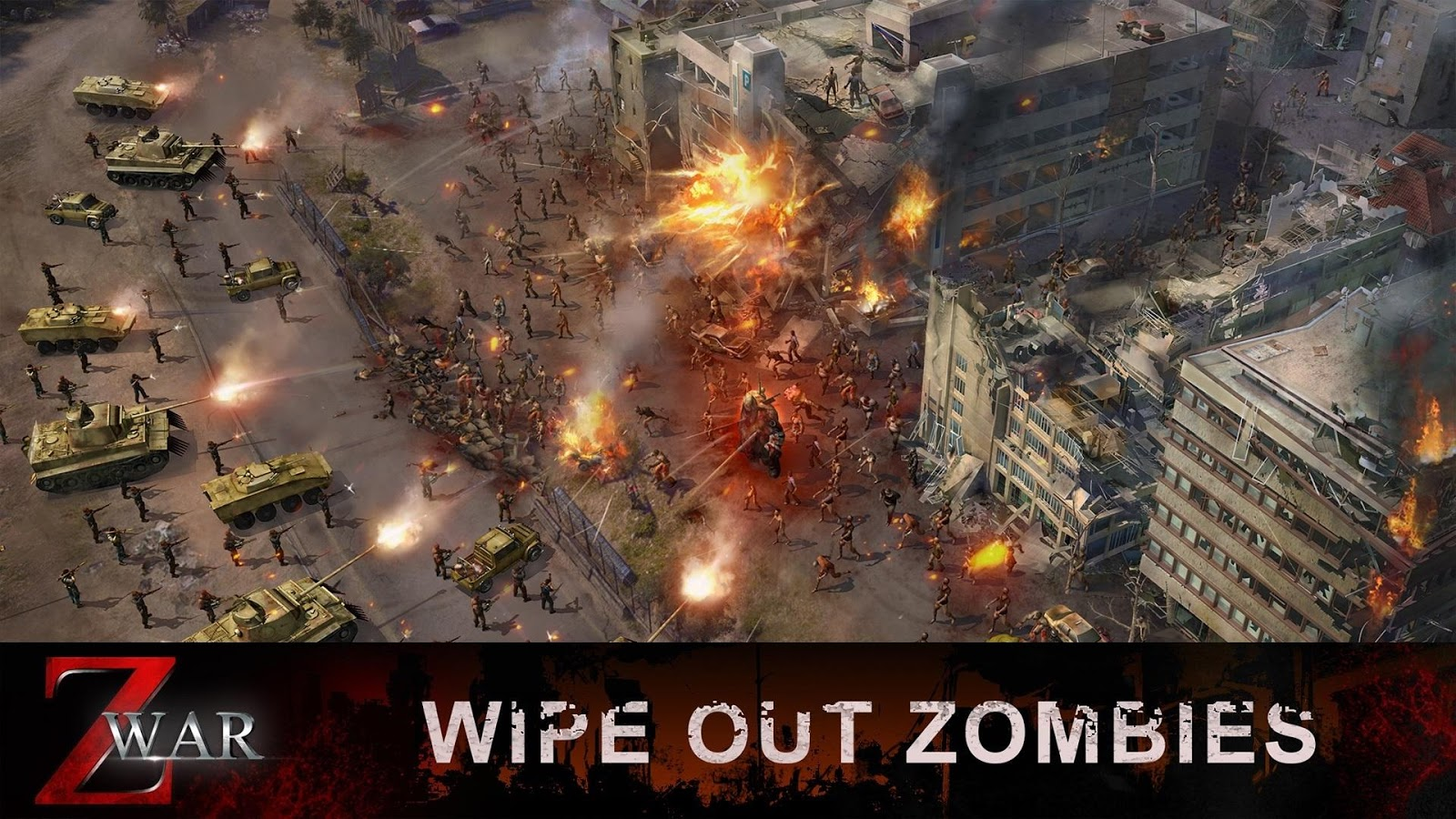 Z War-Zombie Modern Combat- screenshot