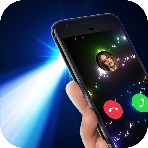 Flashlight - Call Screen Flash