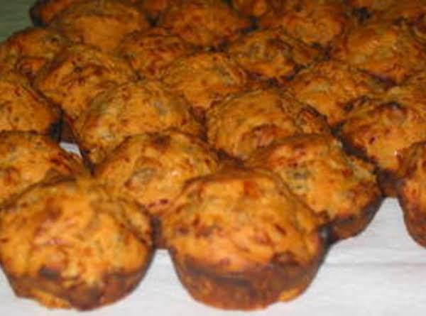 Cheeseburger Mini Muffins
