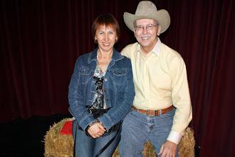 Photo: Bob Benedict, Executive Director, PHCC Nevada and his wife