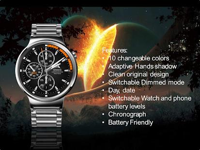 Fusion Watch Face screenshot