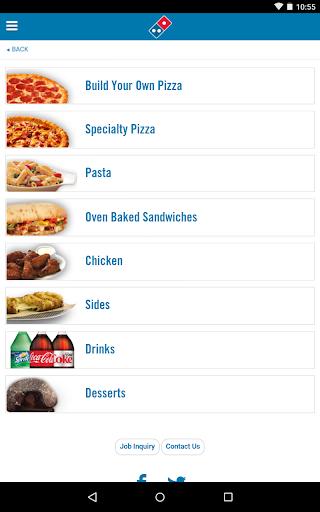 Domino's Pizza 3.5.0 Screenshots 5