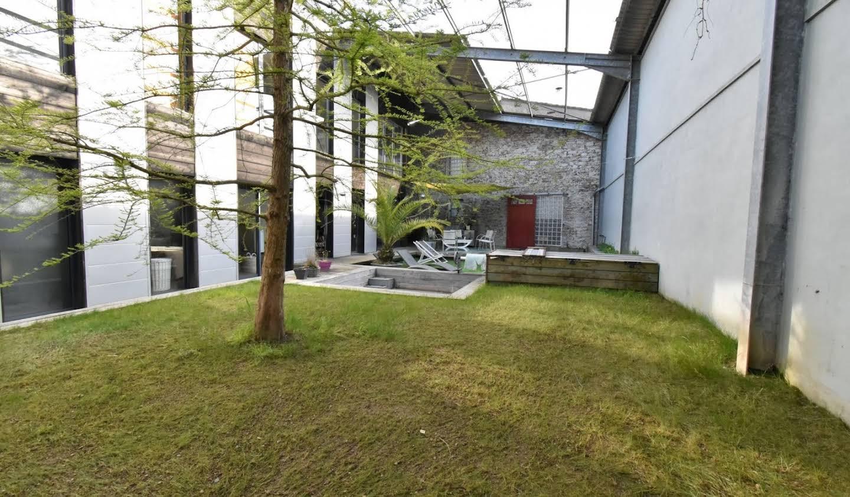 Maison avec piscine et terrasse Monnieres
