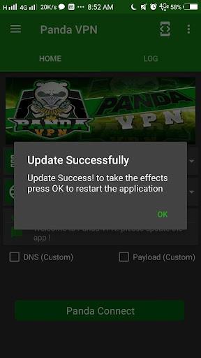 Panda VPN PH 5.0.3 screenshots 4