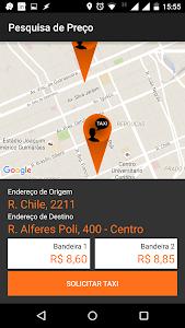 333 Taxi em Curitiba screenshot 2
