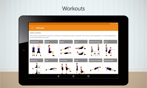 Home Workouts 19