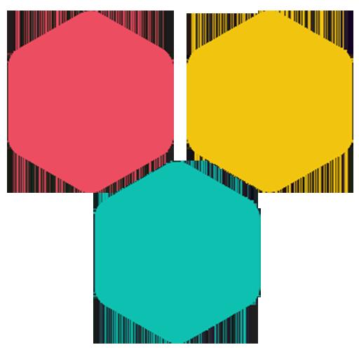 Hexa Block 解謎 App LOGO-硬是要APP