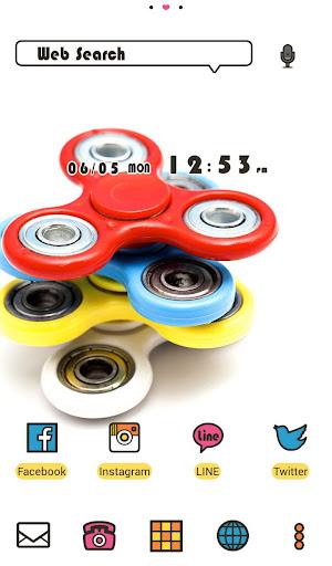 Toy Wallpaper Fidget Spinners themes 1.0.0 Windows u7528 1