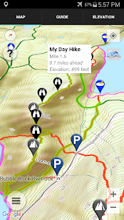 New England Hiker- screenshot thumbnail