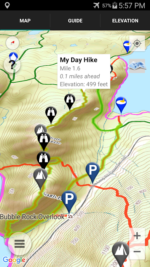 New England Hiker- screenshot