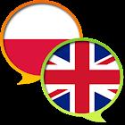 English Polish Dictionary Free icon
