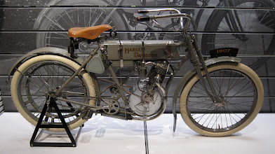 Photo: Fabrika 1903'te kurulmuş.  Fikir elektrikli bisiklet.