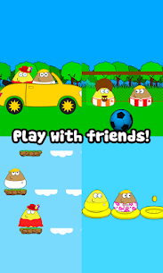 Pou Mod APK Latest Version Download Unlimited (Coins / Items) -Updated 2020 5