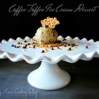 Coffee Toffee Ice Cream Dessert