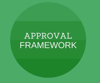 Approval Framework