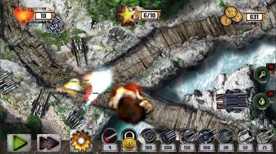 Tower Defense: Tank WAR Screenshot