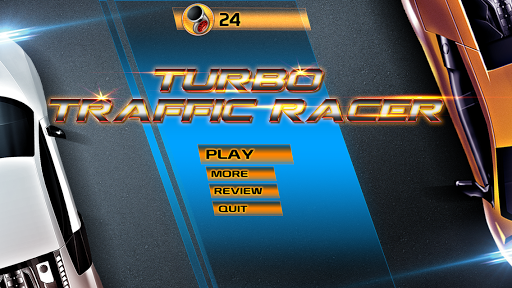 TurboSpeed Traffic Racer