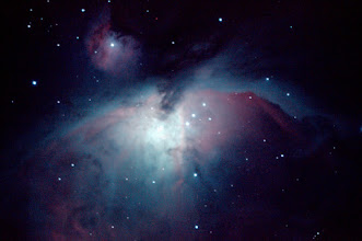 Photo: Messier 42 Nebula In Orion