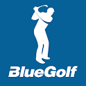BlueGolf Rounds icon