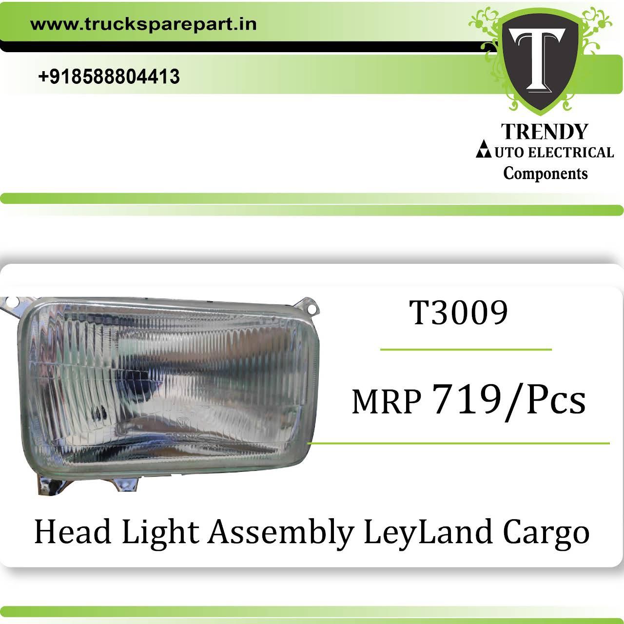 Wonderlijk TRENDY truck parts - Delhi Based Automobile Spare Parts Exporters DX-09