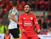 Duje Cop a remis le Standard dans le match contre Lokeren
