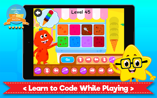 Coding Games For Kids - Learn To Code With Play 2.3.1 screenshots 18