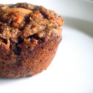 Whole Wheat Carrot-Apple Muffins