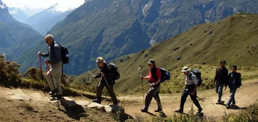 ACTIVIDADES DE ALTURA | TREKKING AREQUIPA