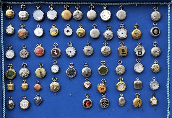 Orologi mancanti di dino pas