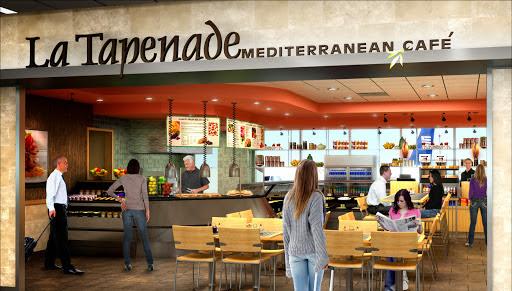 La Tapenade Mediterranean Cafe Philadelphia