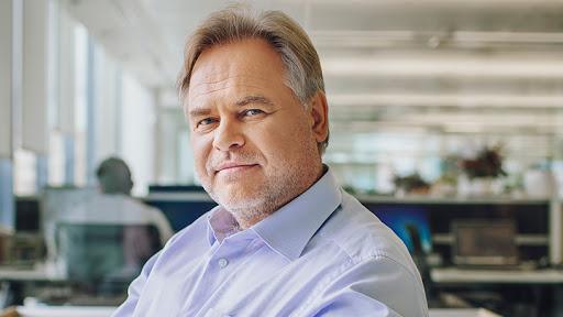Eugene Kaspersky, CEO of Kaspersky.